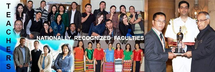 Nationally Recognized Faculties