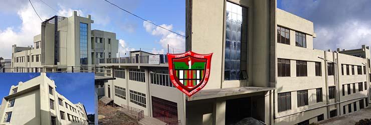 Our New Campus at Durtlang Leitan, Aizawl