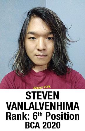 Steven Vanlalvenhima