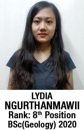 Lydia Ngurthanmawii