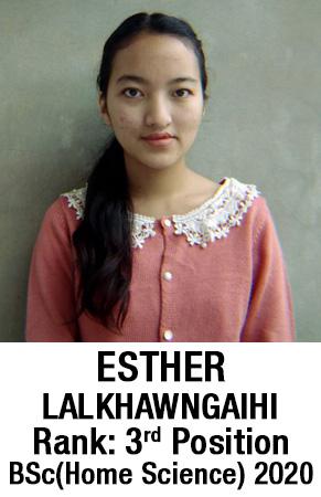 Esther Lalkhawngaihi