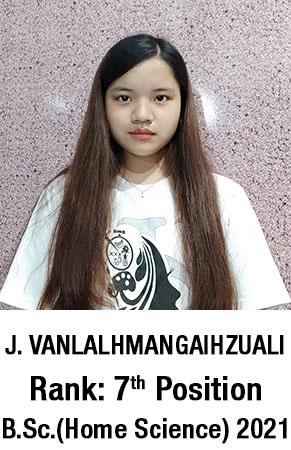 J. Vanlalhmangaihzuali